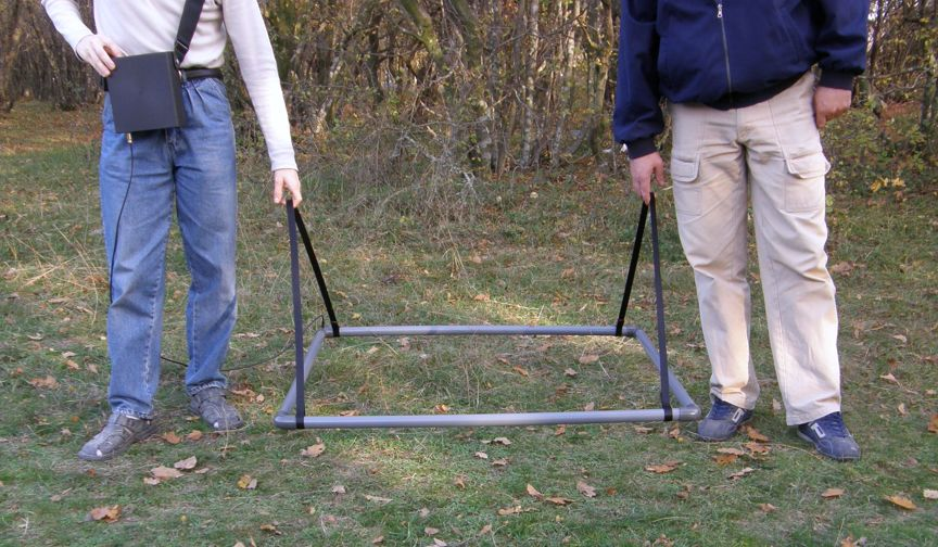 Geotech Metal Detectors Projects Proscan